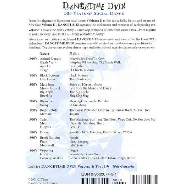 Social Dance DVD for Sale   Dancetime DVD! 500 Years of Social ...