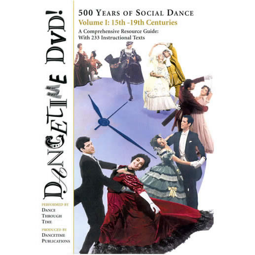 Social Dance DVD for Sale | Dancetime DVD! 500 Years of