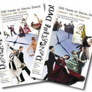 Dancetime DVD! 500 Years of Social Dance: 2 DVD Set