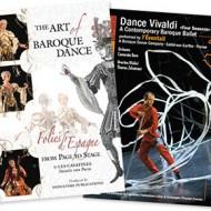 French Baroque Dance: 2 DVD Set