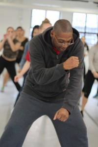 "Dancetime Publications' ""History and Concept of Hip Hop Dance"" Director, Moncell Durden"
