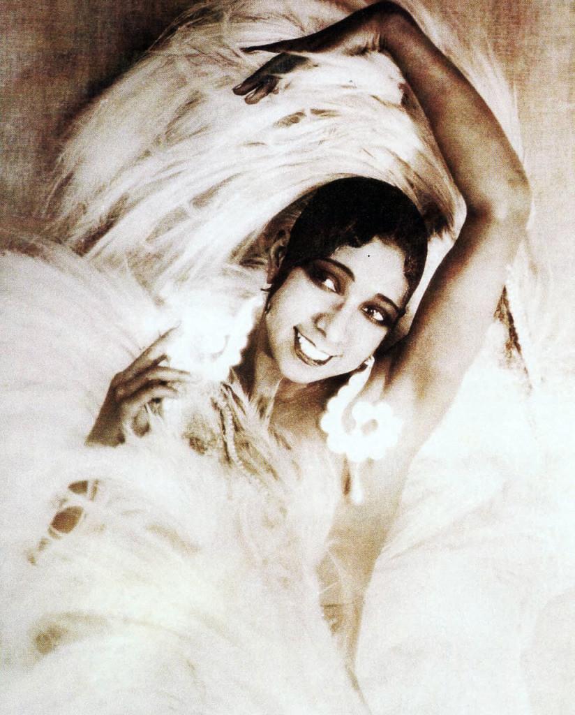 Josephine Baker in Zou Zou