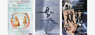 INTRODUCING: Dancetime Publications' June 2016 On-Demand Films!
